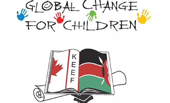Thumbnail for 2012: Global Change for Children - A Key Partner with KEEF